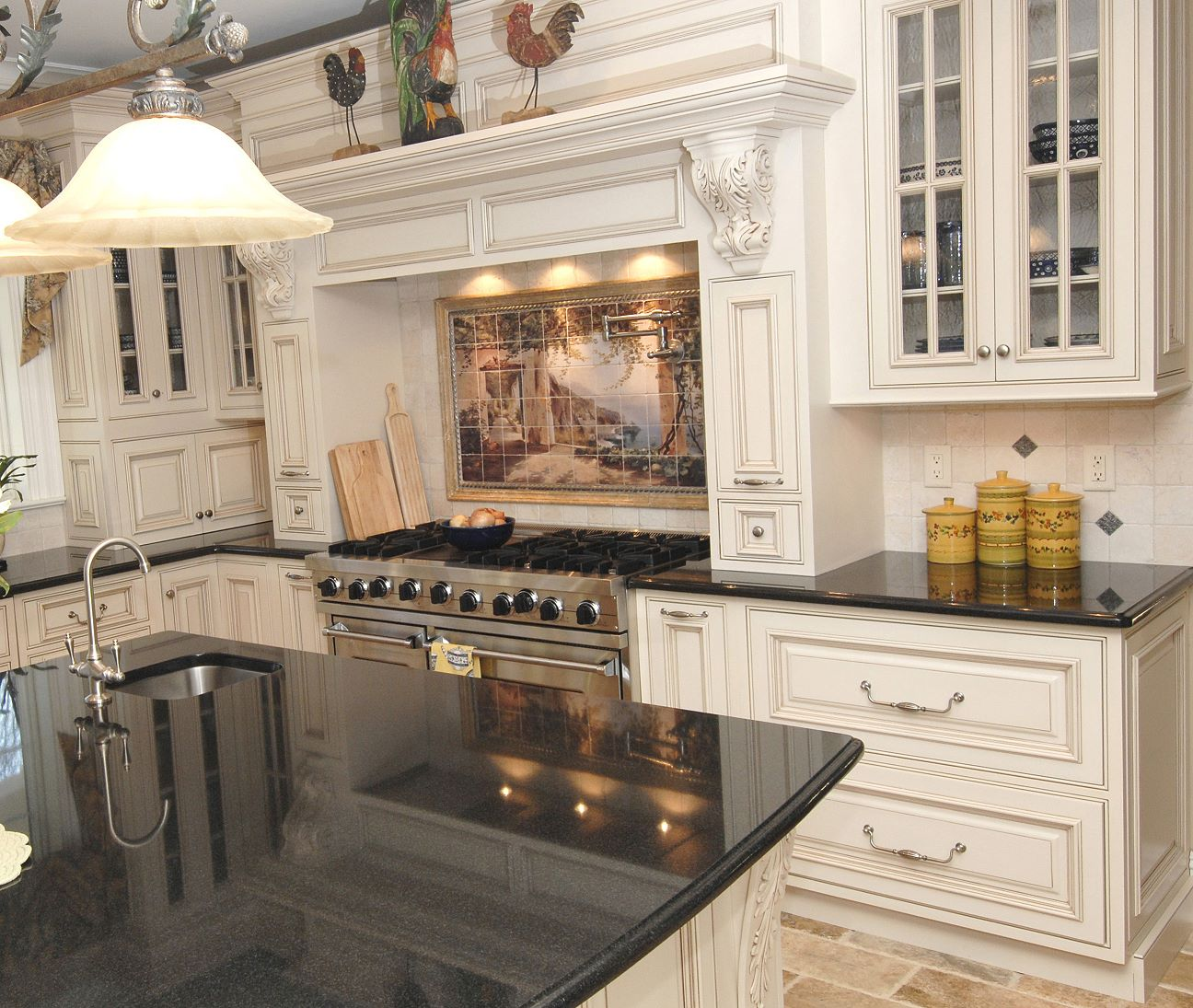 Kitchen Design Ideas What Is My Style ~ Awesome traditional kitchen design