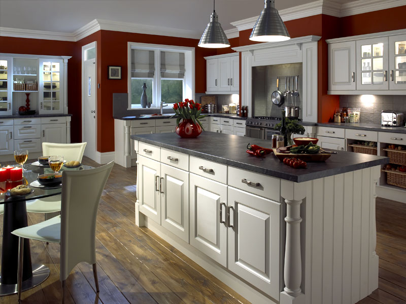 25 Awesome Traditional Kitchen Design on Traditional Kitchen Decor  id=48591