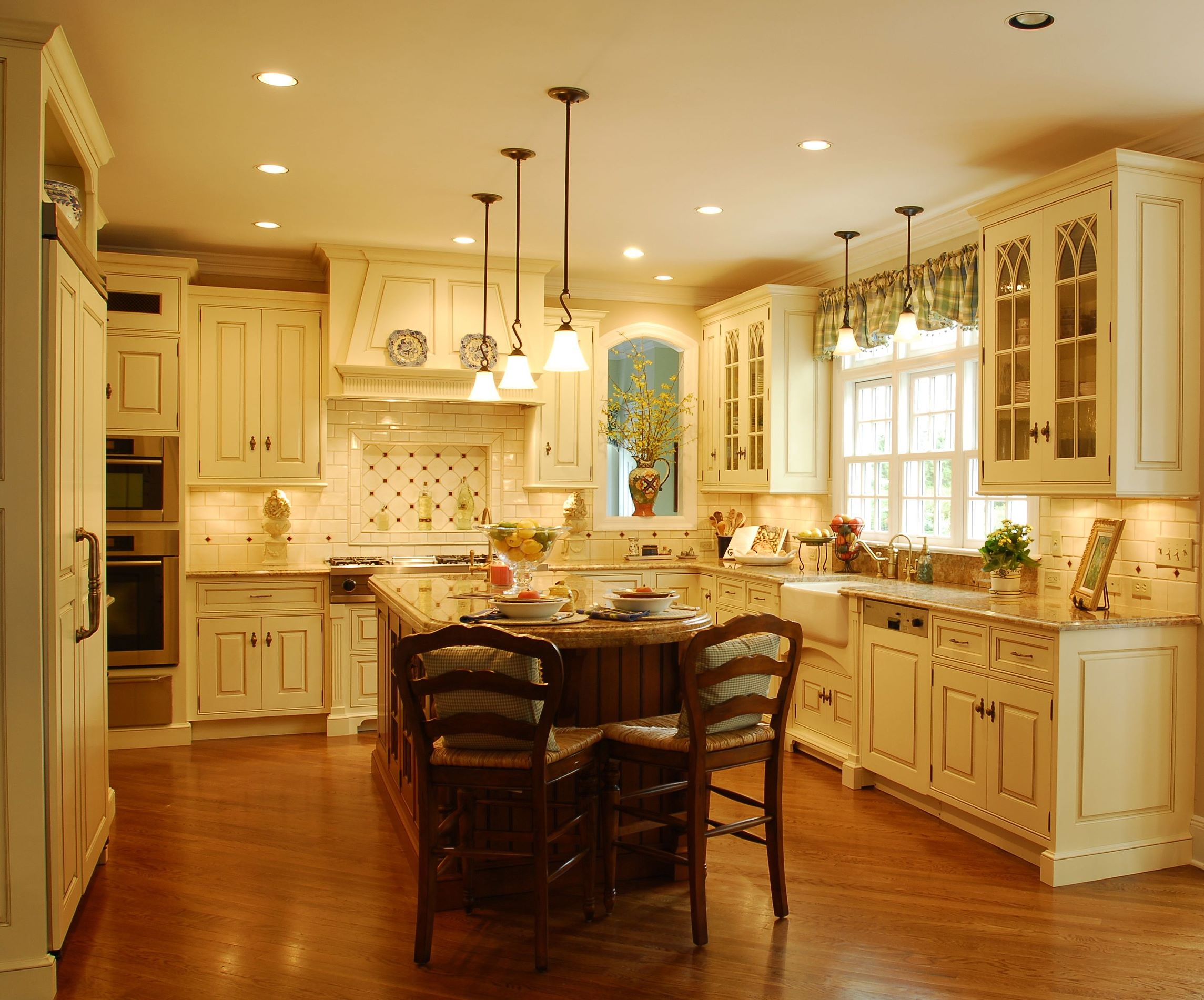 Kitchen Design Ideas: 25 Awesome Traditional Kitchen Design