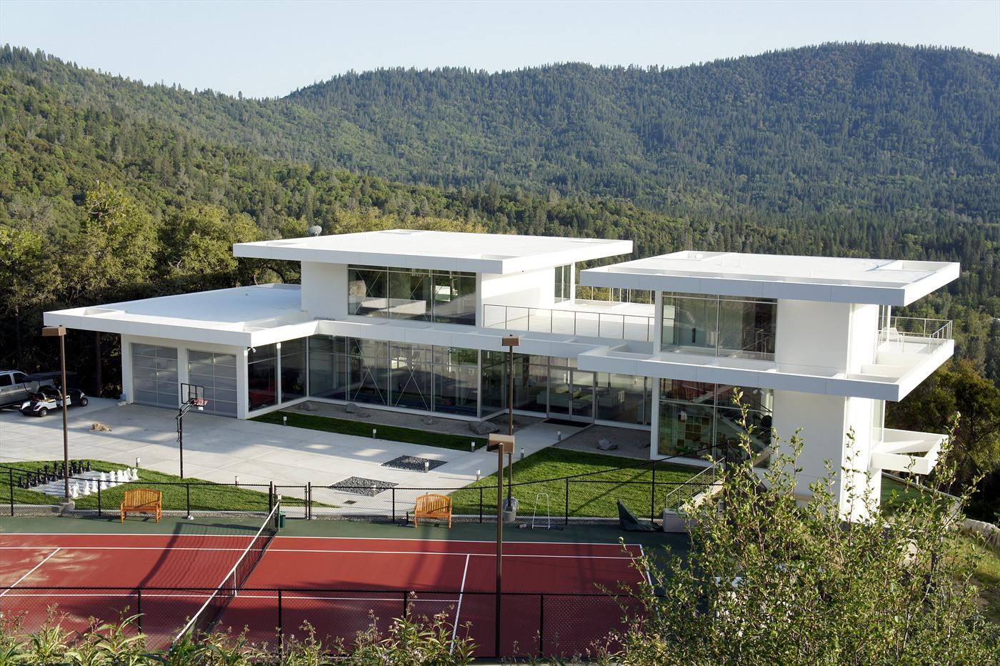 25 Amazing Modern glass house design on Modern Glass House  id=23631