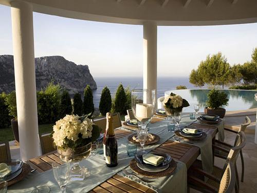 wonderful outdoor dining design ideas