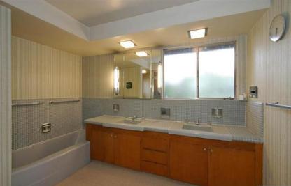 1431 GLEN OAKS Blvd Pasadena, CA 91105 - www.modernhomeslosangeles.com #vintage #bath #mid_century_modern #design