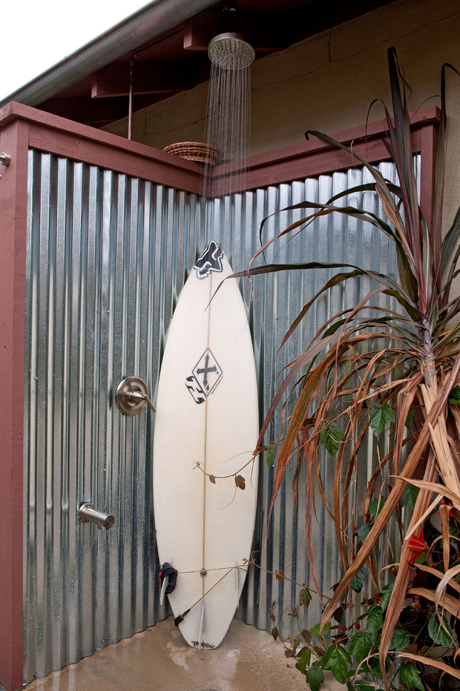 Arresting-Outdoor-home-designing-tips-Beach-Style-Patio-San-Diego