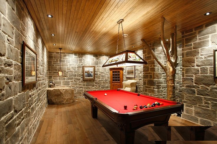 Basement idea designed