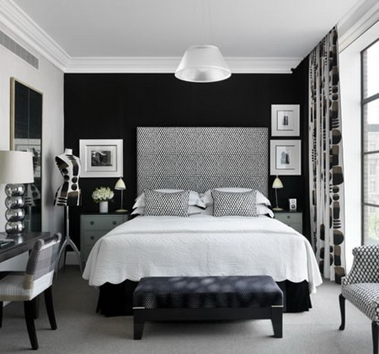 Beautiful-and-Elegant-Master-Bedroom-Ideas-in-Black-and-White