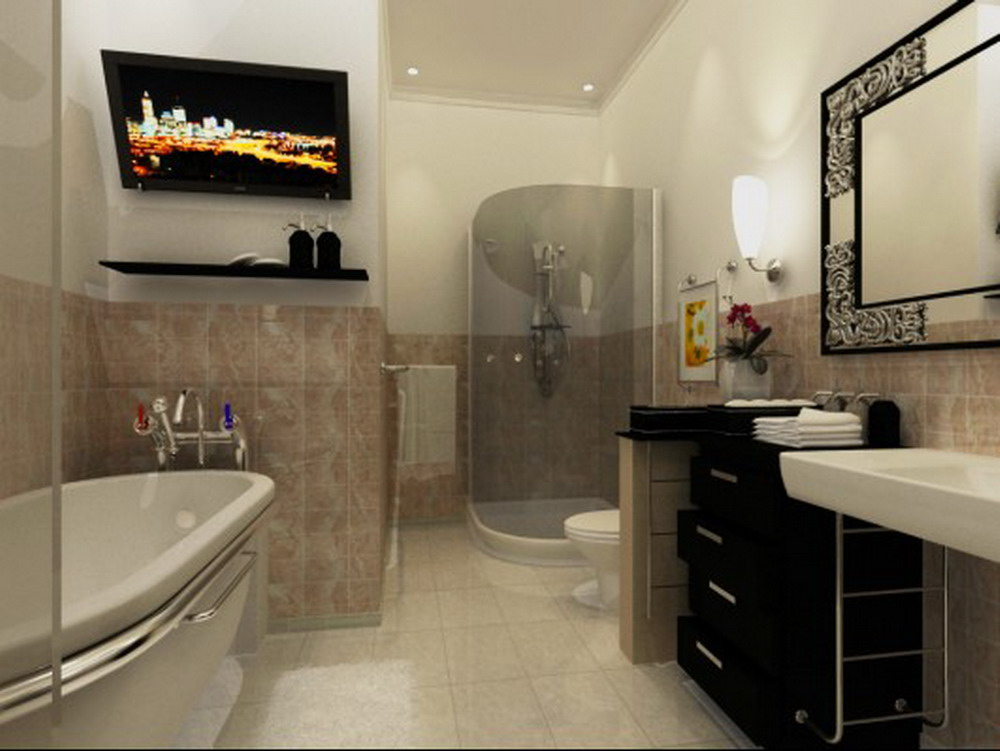 Wow 200 Stylish Modern Bathroom Ideas Remodel Decor: 25 Luxurious Bathroom Design Ideas