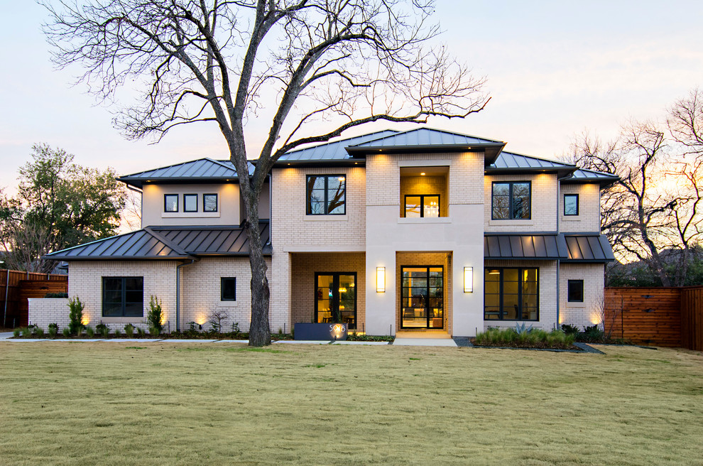 Charming-Exterior-Design-home-remodel-Transitional-Exterior-Dallas