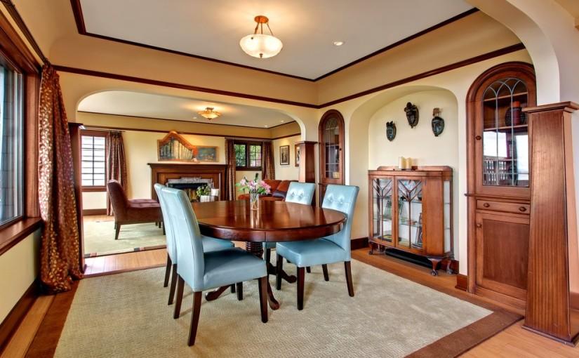 15 Wonderful Craftsman Dining Design Ideas