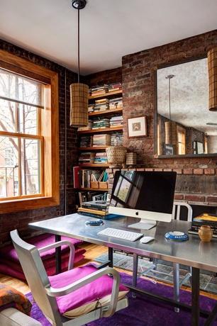 Craftsman Home Office Design Ideas
