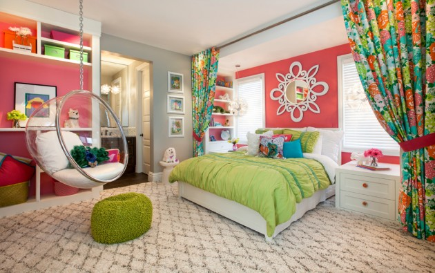 Creative-Transitional-Kids-Room-Designs