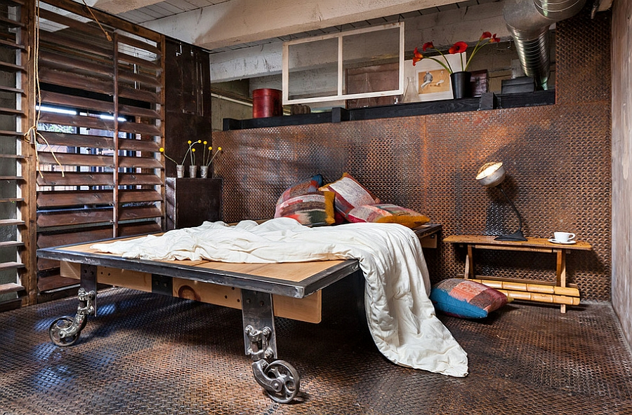 25 Best Industrial Bedroom Design Ideas. Aug 8, 2015. 1.6kshares