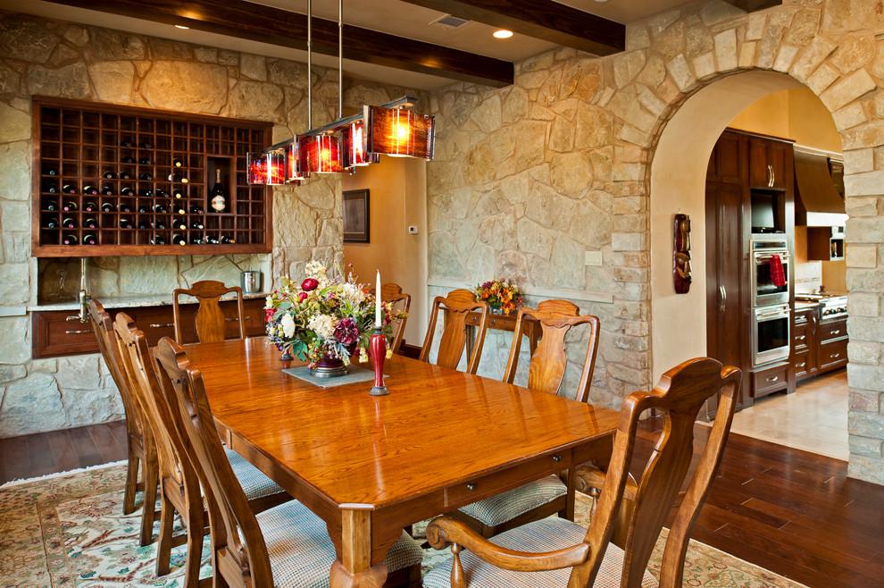 Dining-Room-Mediterranean-design-ideas