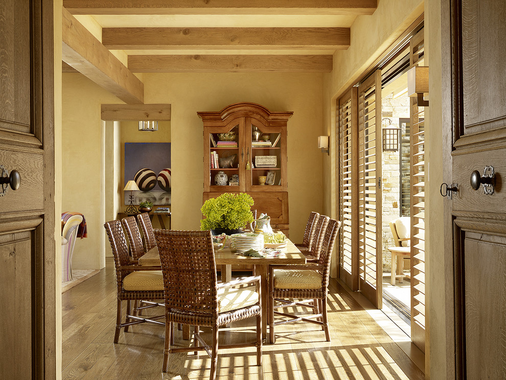 Dining Room Mediterranean