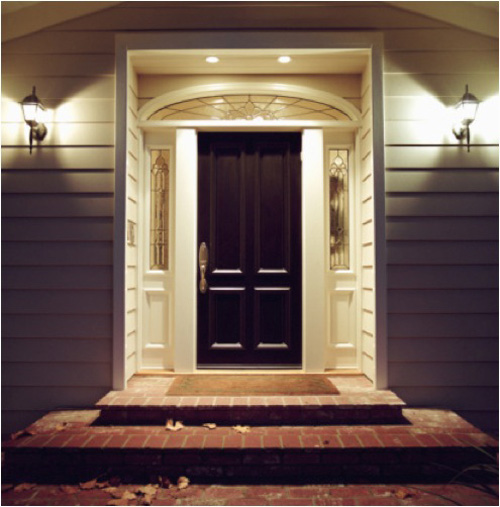 Entry-Door-Lighting-Ideas