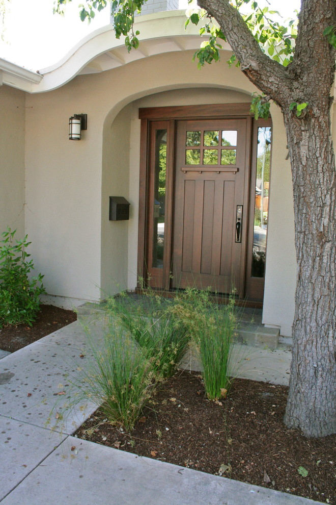 Exquisite-Entry-Craftsman-design-ideas-for-Apartment-Entry-Doors