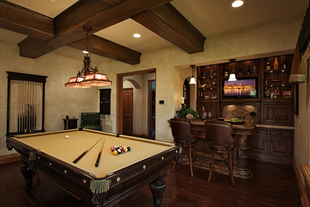 15 Incredible Farmhouse Basement Design
