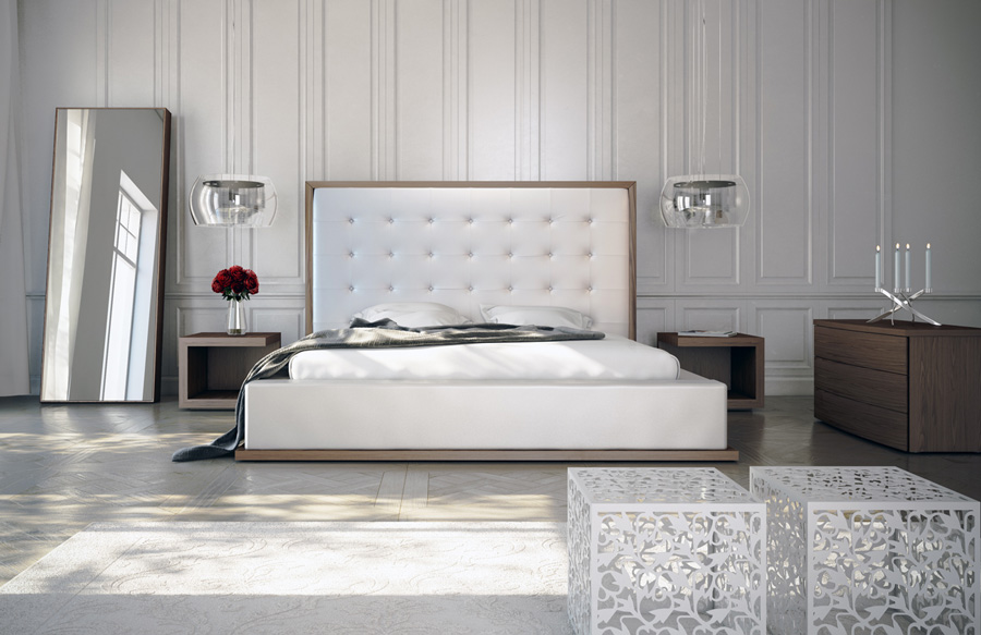 Extraordinary-Bed-Headboard