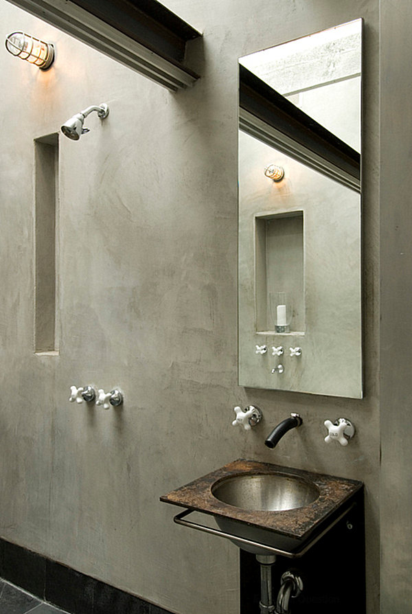 Gray-tones-in-an-industrial-bathroom