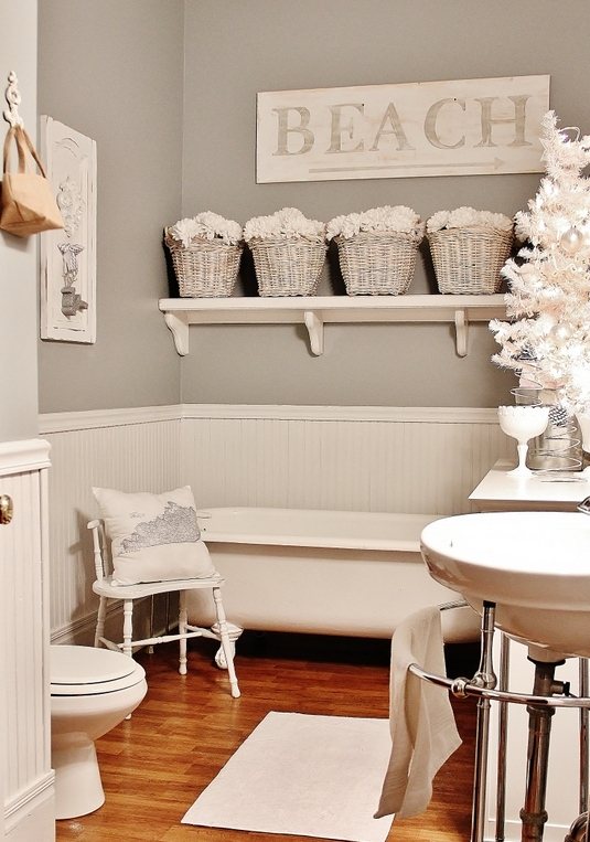 Guest Bathroom Thistlewood