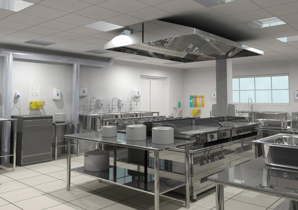 Hotel-restaurant-kitchen