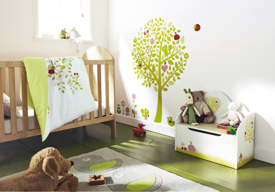 Ideas-Baby-Bedroom-Designs-For-Lovely