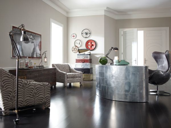 Industrial Home Office Design2
