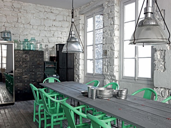 Industrial-Kitchen