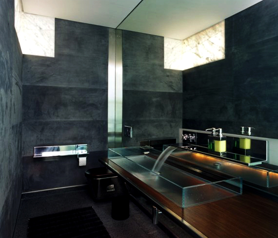 Charmant 25 Stunning Industrial Bathroom Design Ideas