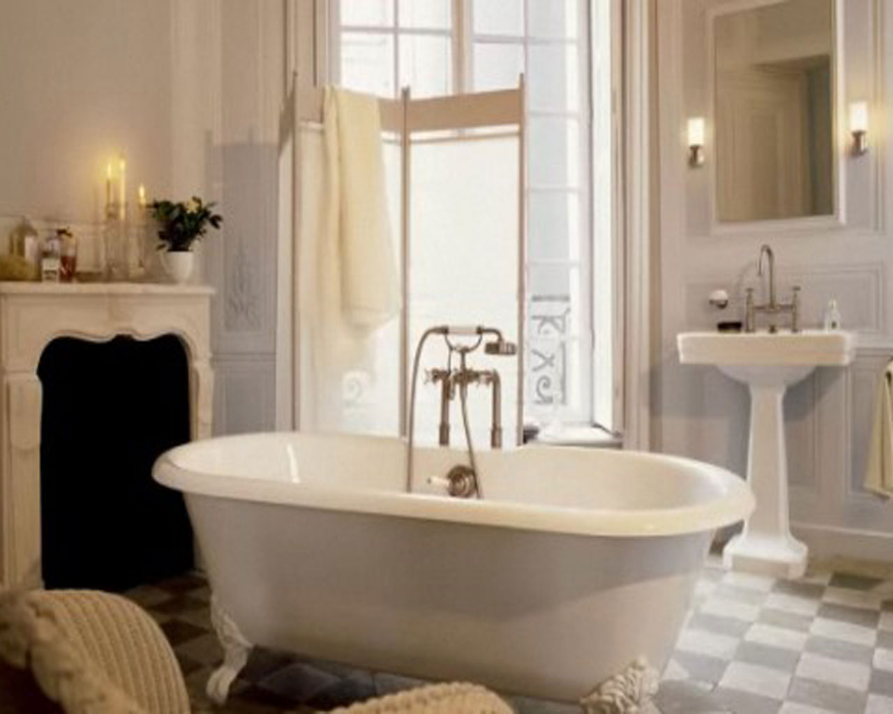 Luxurious Bathroom Design Ideass