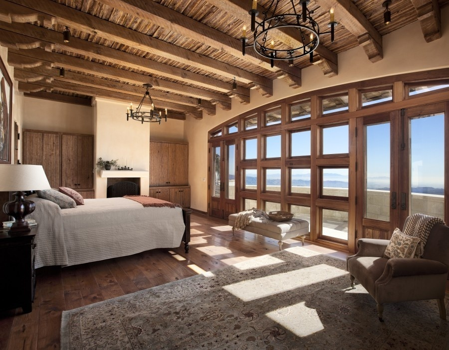 Luxury Craftsman Bedroom Design Ideas