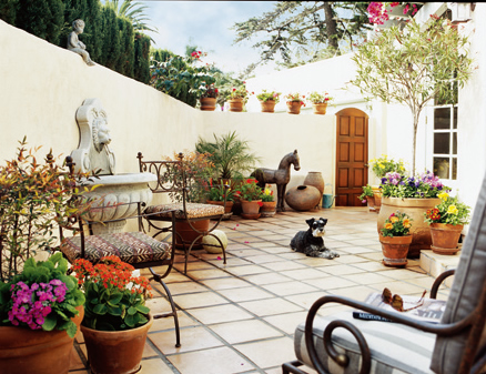 Mediterranean Outdoor Design