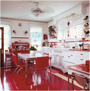 30 Great Mid century Kitchen Design ideas