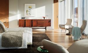25 Amazing Mid Century Bedroom Design Ideas