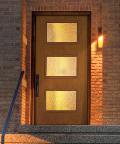 Midcentury Entry Design