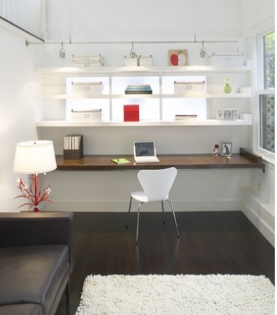 Midcentury Home Office Designs