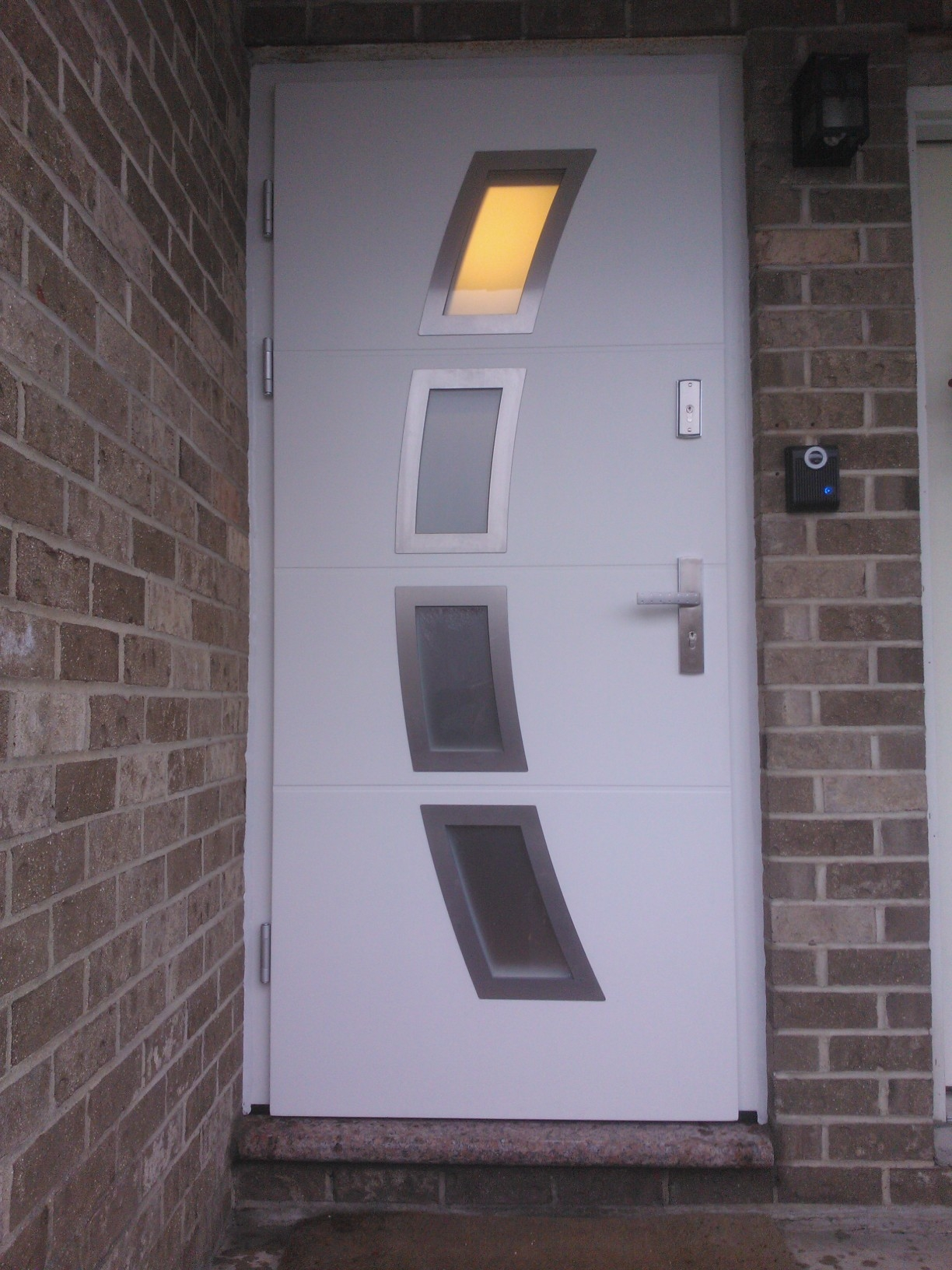 Modern Exterior Doors , Contemporary Front Entry Wood Doors(7)