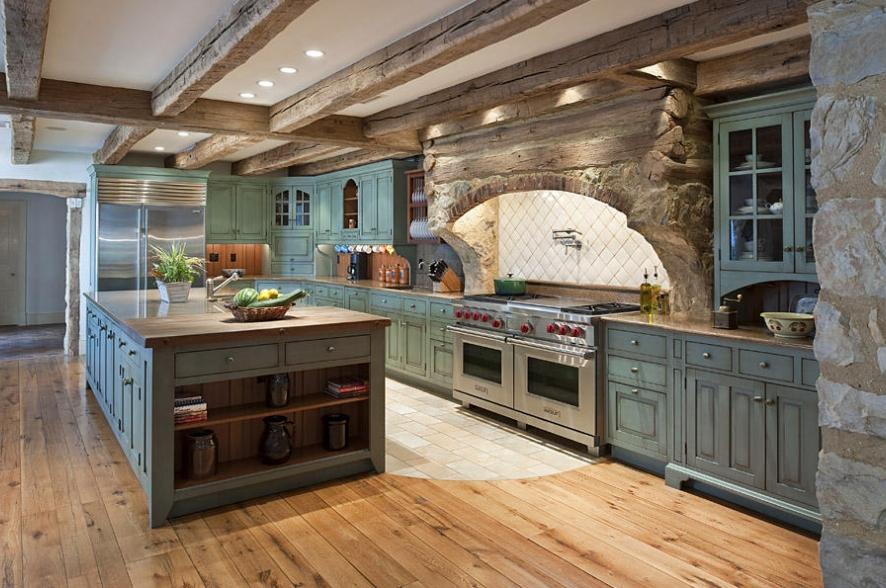 Modern-Farmhouse-Kitchen-Design