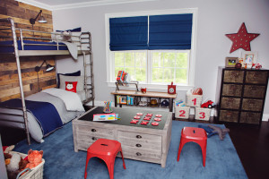30 Amazing Industrial Kids Bedroom Design ideas