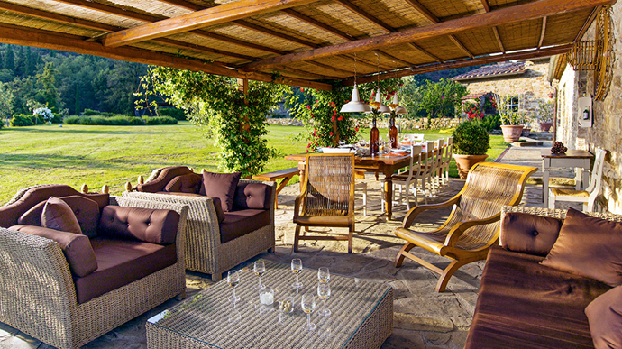 15 Incredible Rustic Outdoor Design ideas on Rustic Patio Ideas id=54023