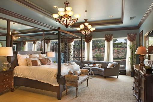Mediterranean Bedroom-