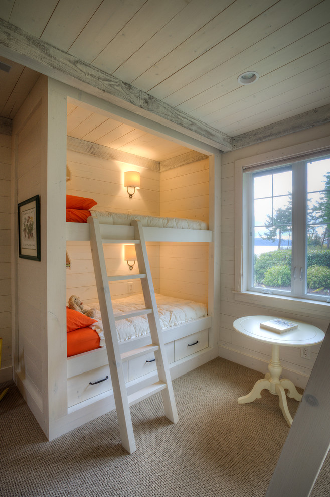 Staggering-Diy-Bunk-Beds-decorating-ideas-for-Kids-Traditional-design-ideas-with-Staggering-Bedroom-bunk-beds