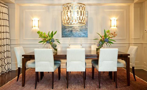 Stunning Transitional Dining Design Ideas. _Transitional Dining Rooms