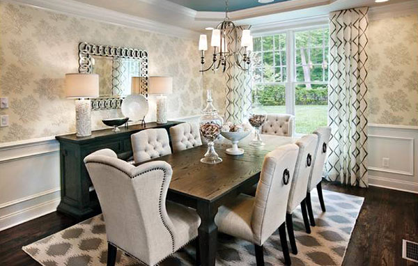 Transitional-Dining-Rooms