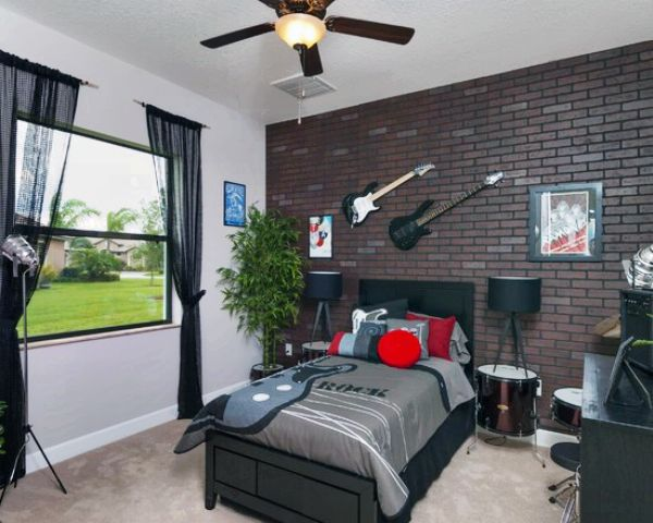 Transitional-Kids-Bedroom-Design-Ideas