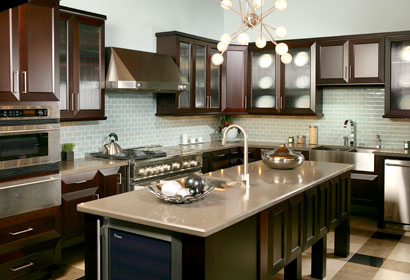 Transitional Kitchen _Design decor