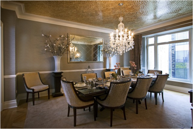 Transitional _dining room designs