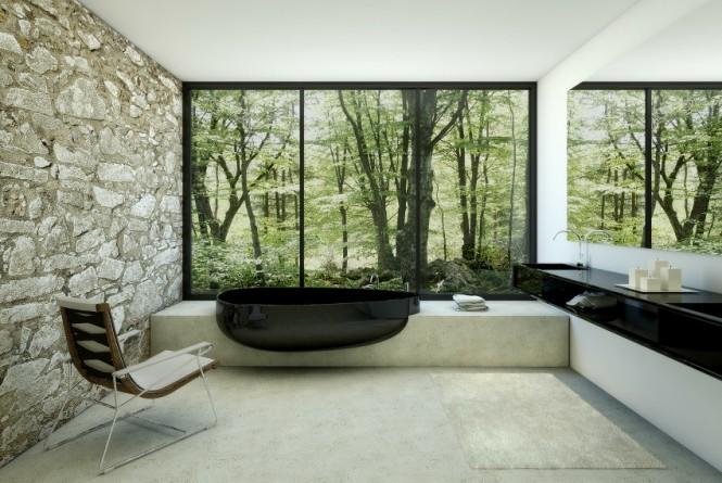 Unique Bathroom design Inspiration