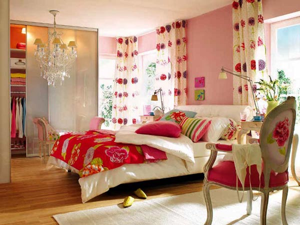 amazing bedroom-decorating-ideas-with color combination