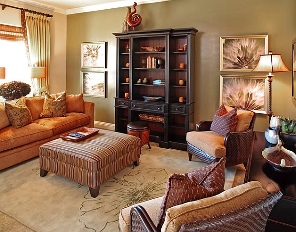 Charming Autumn Home Design Ideas