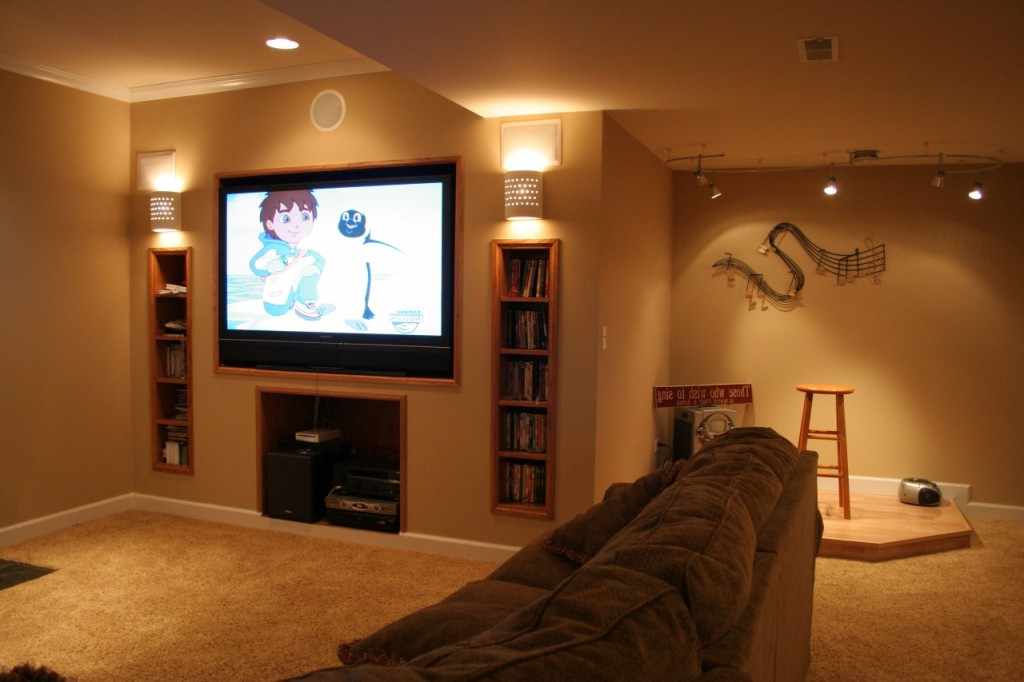 awesome-basement-remodel-ideasBeautiful-Basement-Ideas
